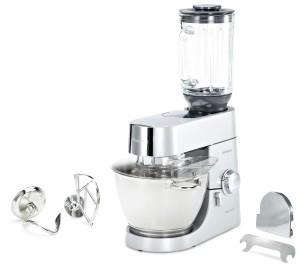 mixer aus glas