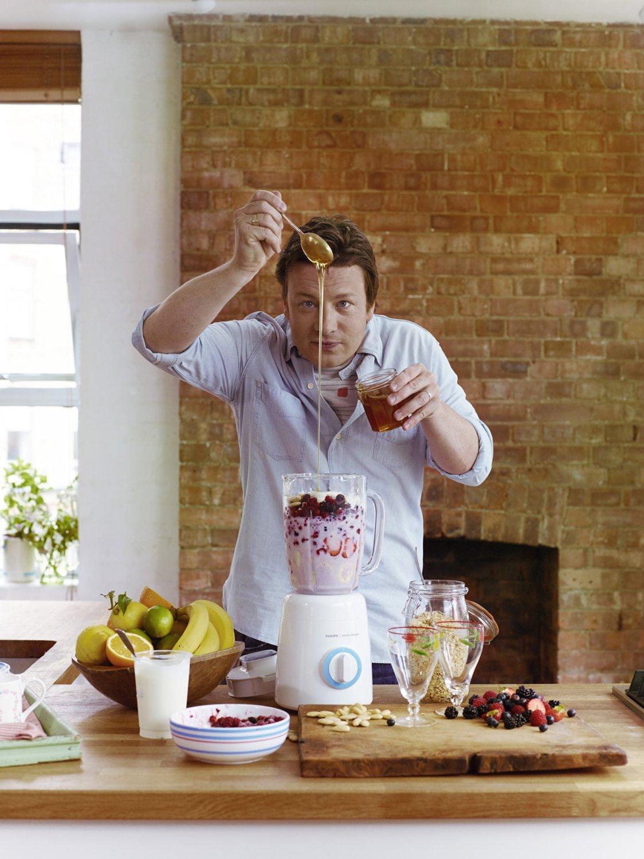 Jamie Oliver Mixer - Die unverblümte Wahrheit der Berühmtheiten